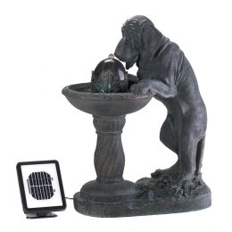 Thirsty Dog Solar Water Fountain 10014769