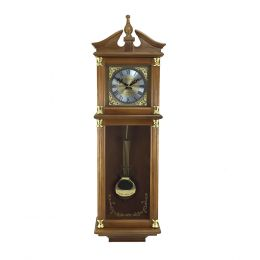Bedford Clock Collection 34.5 Wall Clock