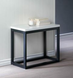 Modern Black Frame Long Table